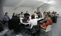 erste Sitzung des StuRa 2011
