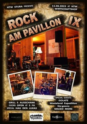 Rock am Pavillon IX