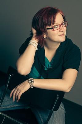 Bild von Rebekka Müller zur Wahl der studentischen Vertretung in den Senat 2013/2014