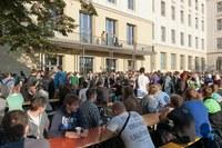 Einführungswoche für Erstsemester 2011 abgeschlossen