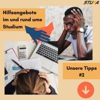 Tipps für Erstis #2 – Hilfsangebote im und rund ums Studium